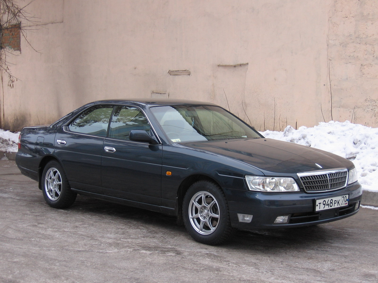 1992 Nissan Laurel #7
