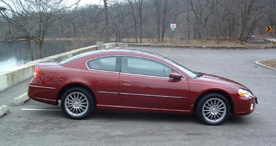 2003 Chrysler Sebring #10