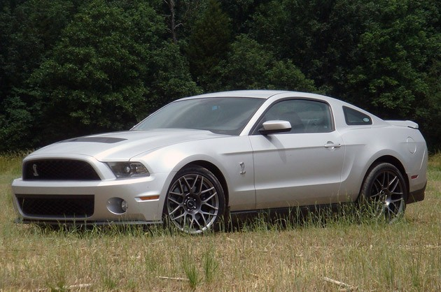 2011 Ford Shelby Gt500 #15