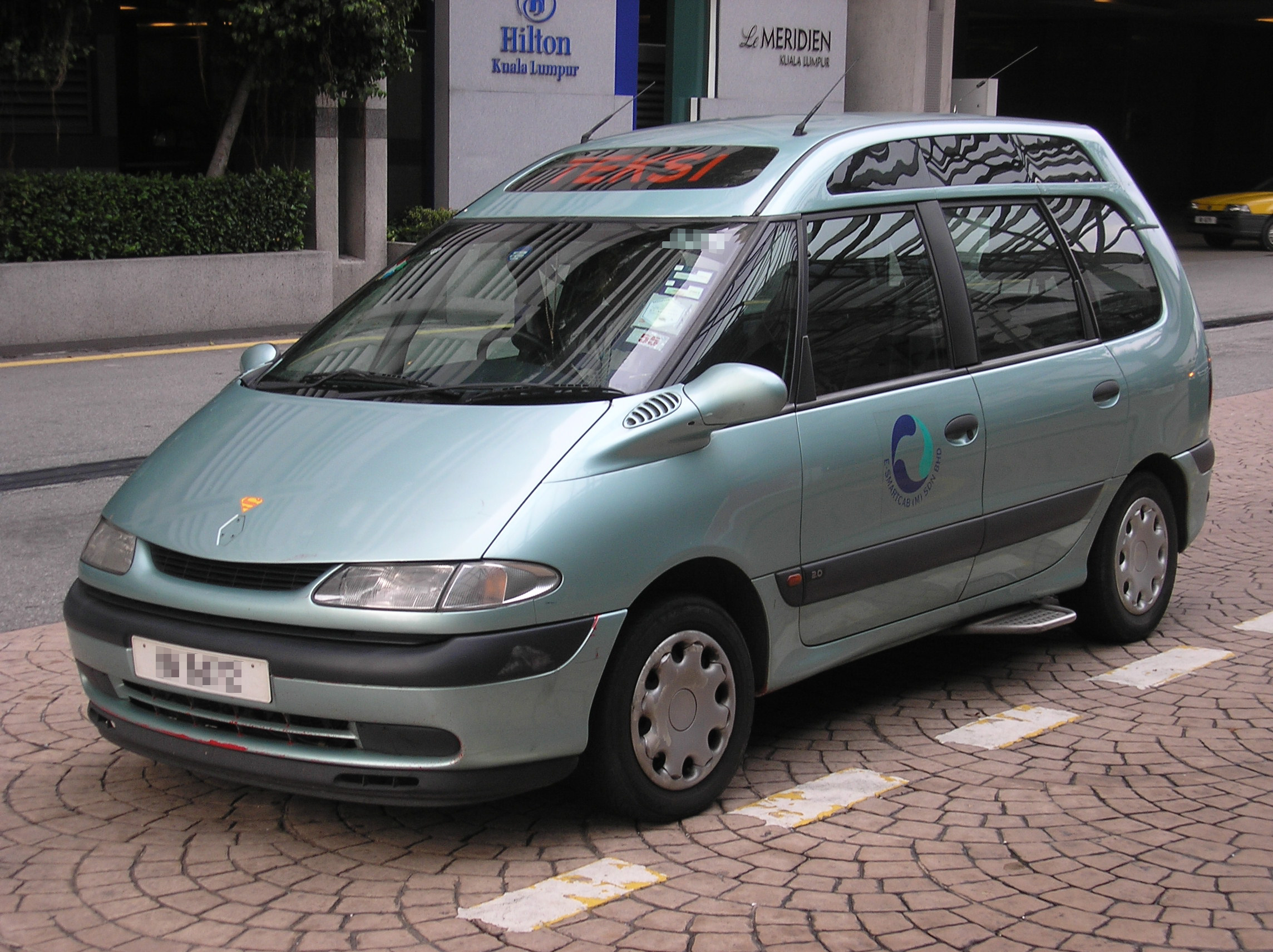 2000 renault espace photos informations articles. Black Bedroom Furniture Sets. Home Design Ideas