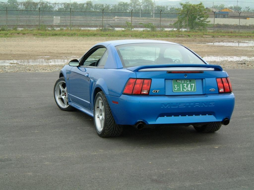 2000 Ford Mustang #7