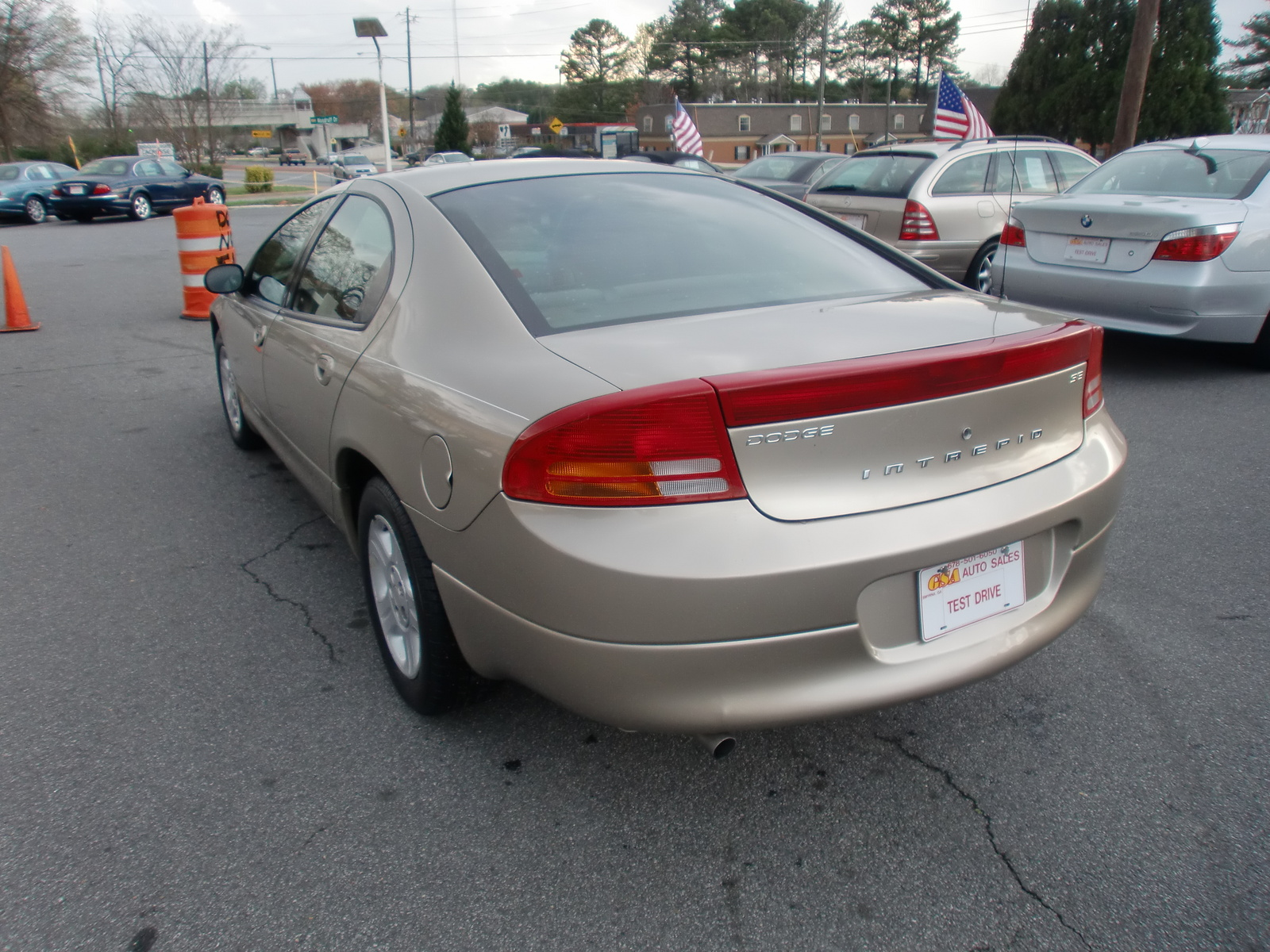 2003 Dodge Intrepid #15