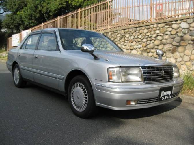 1996 Toyota Crown #6