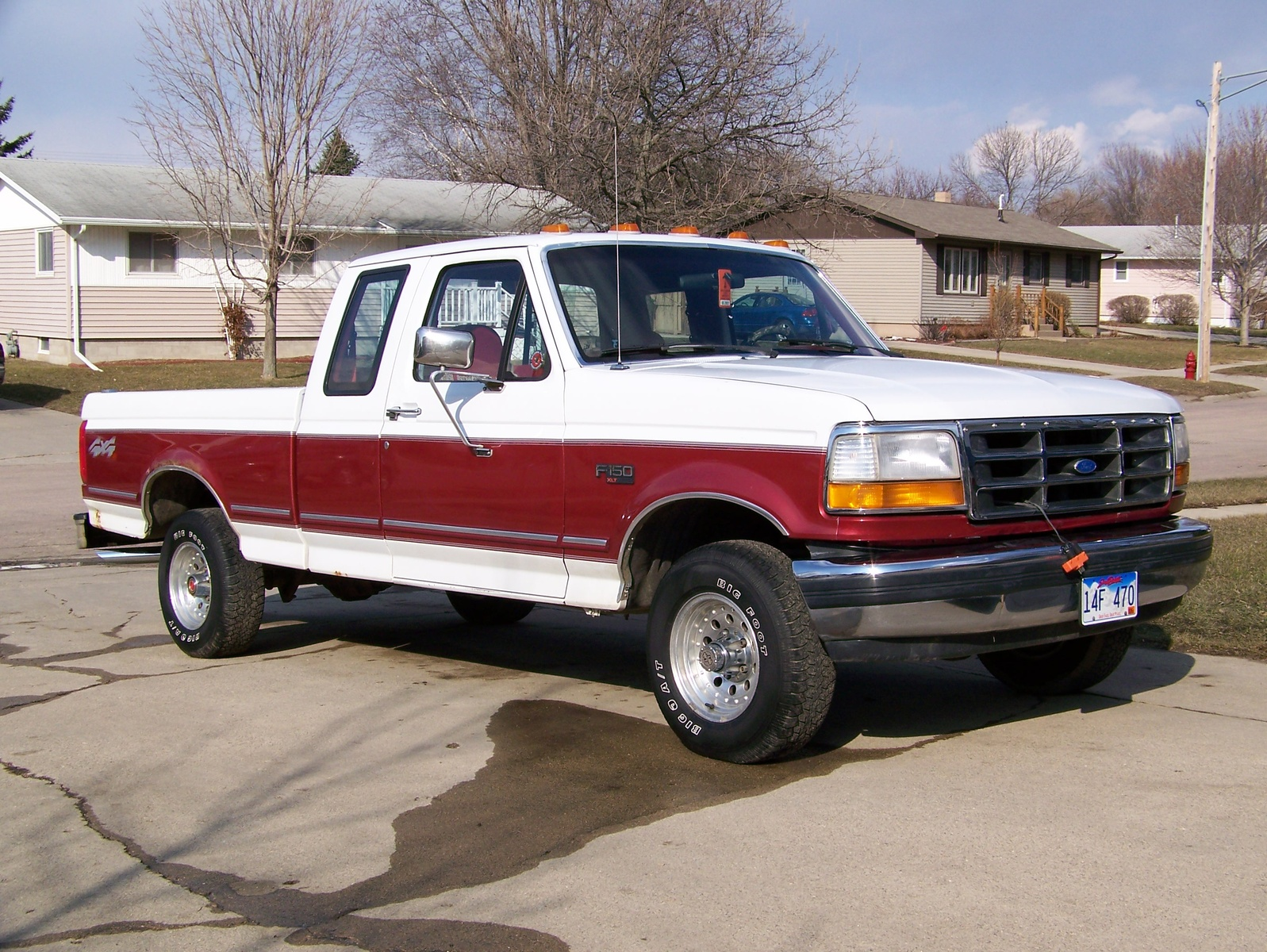 1992 Ford F-150 #6