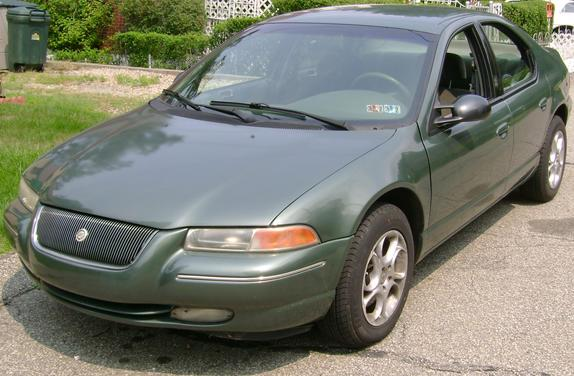 1995 Chrysler Cirrus #9