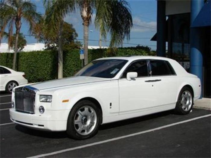 2008 Rolls royce Phantom #6