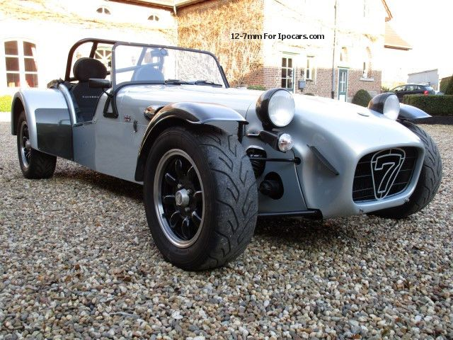 1995 Caterham Super 7 #8