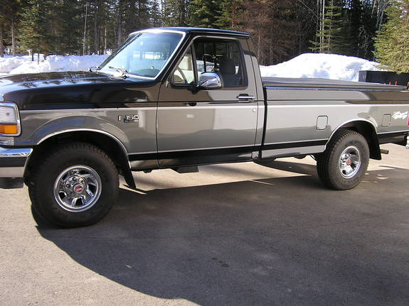1992 Ford F-150 #8
