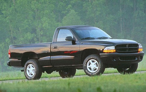 1997 Dodge Dakota #7
