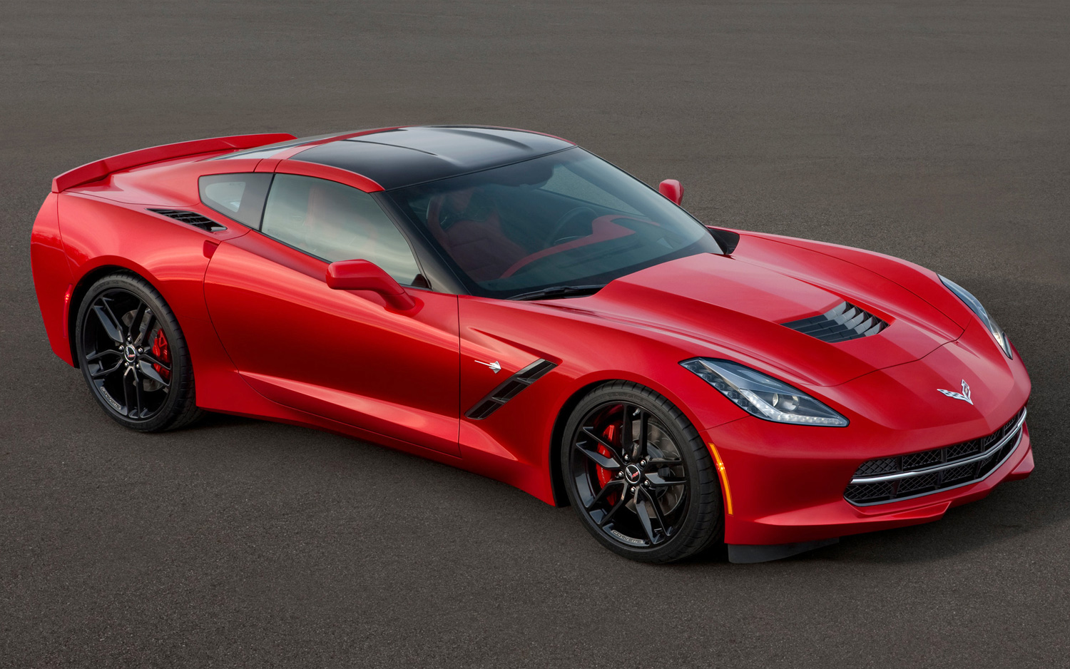 Chevrolet Corvette Stingray #5