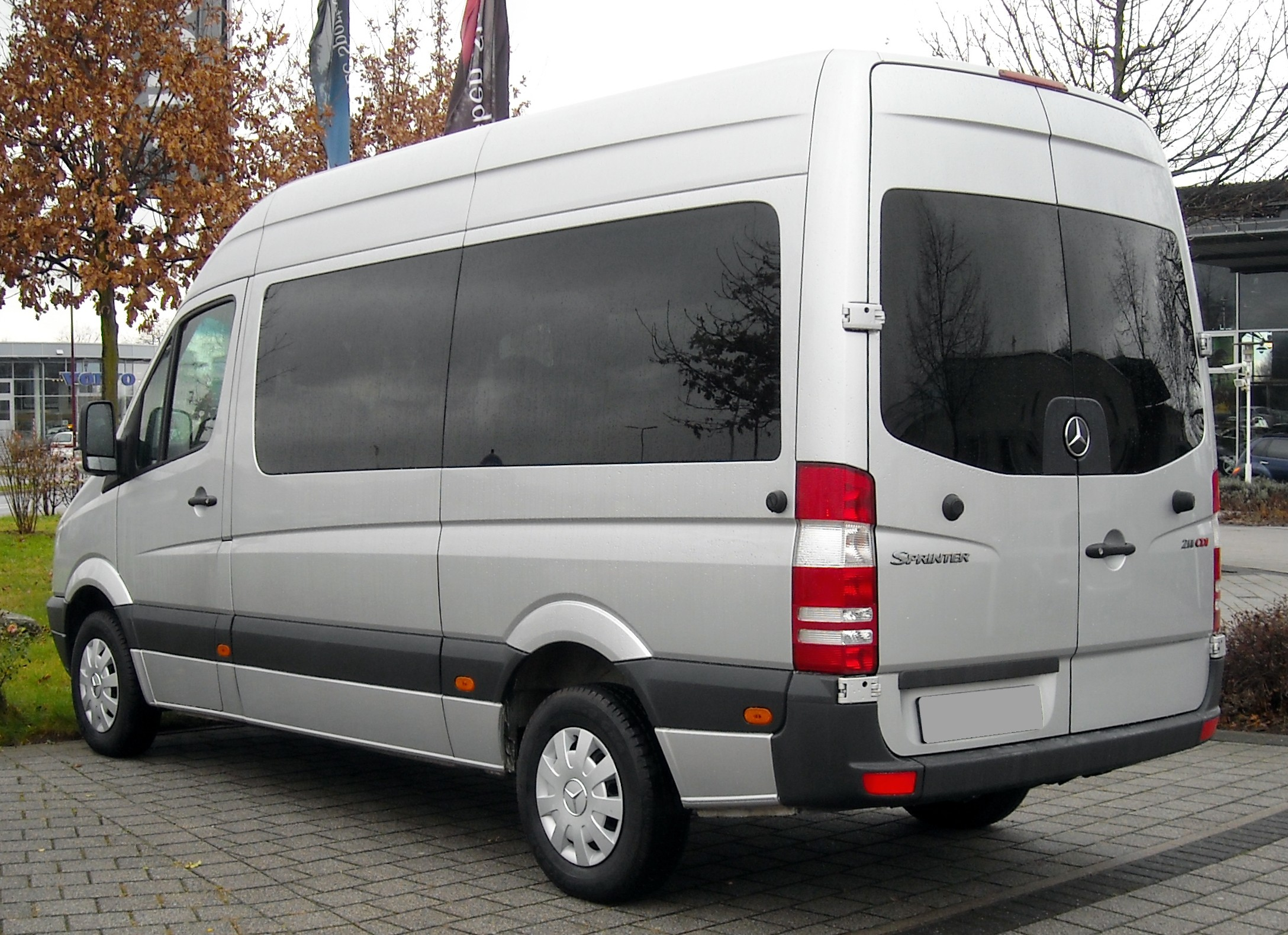 Mercedes-Benz Sprinter #2