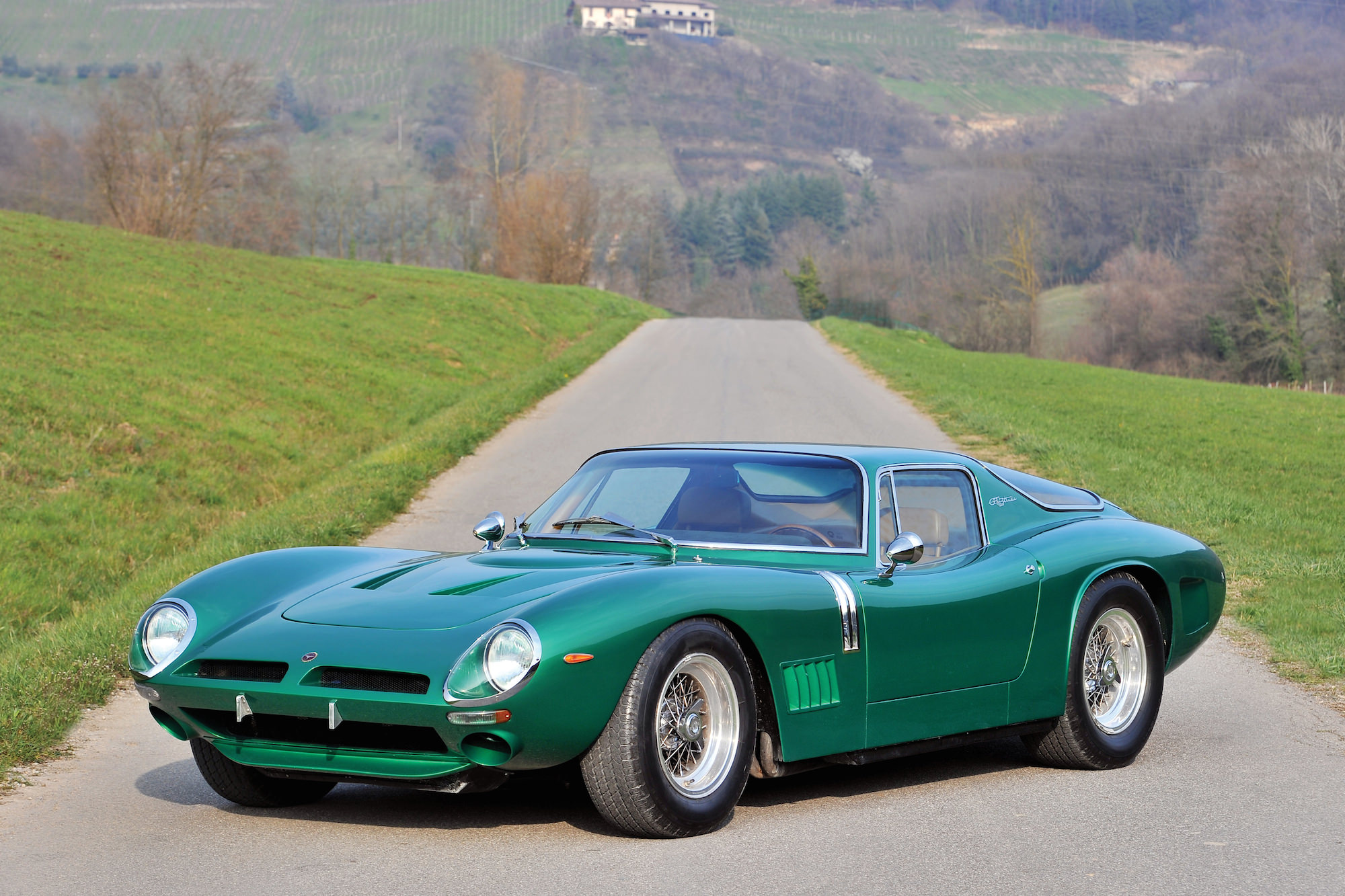 Bizzarrini  #1