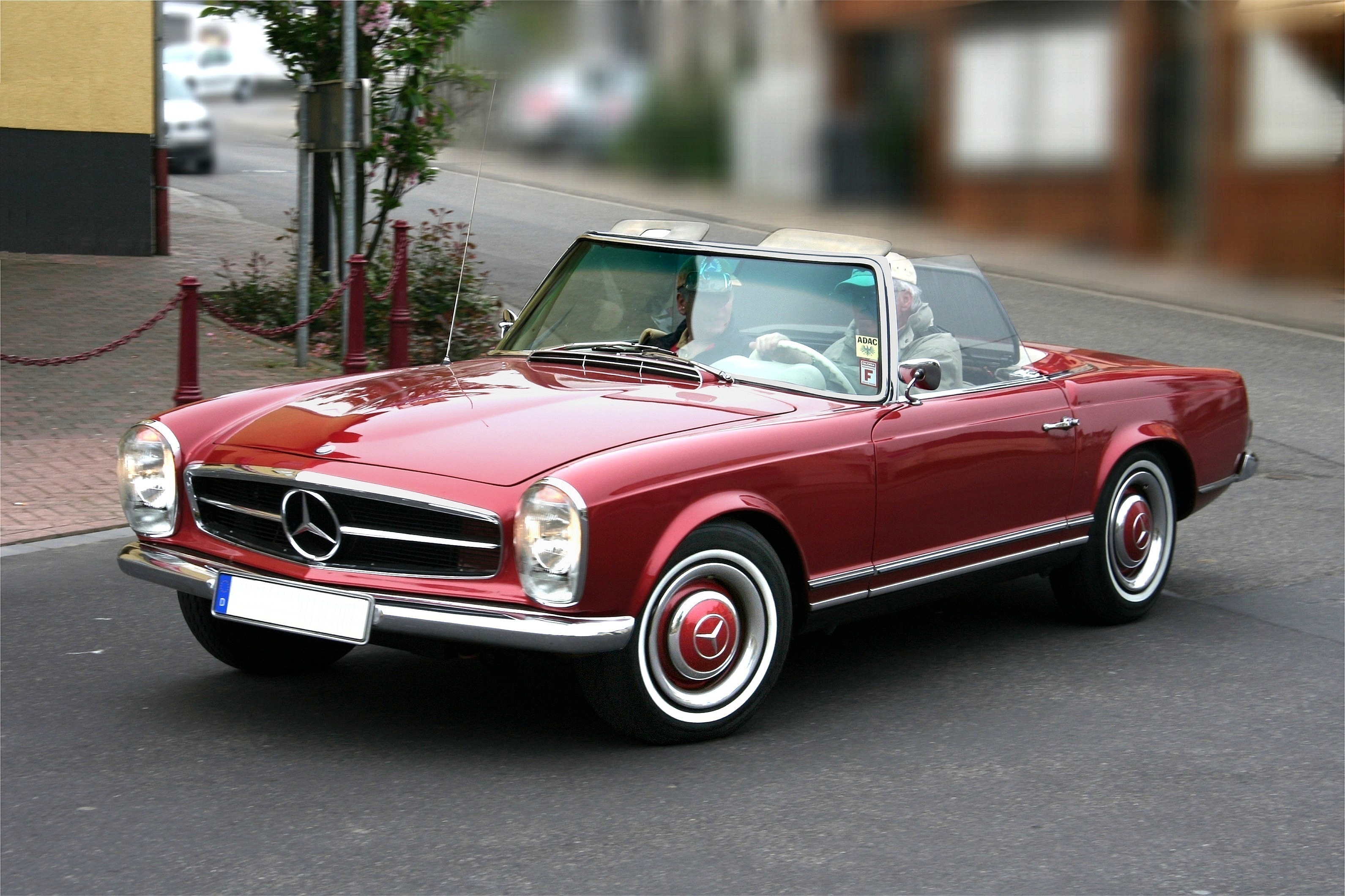 Mercedes-Benz SL #14