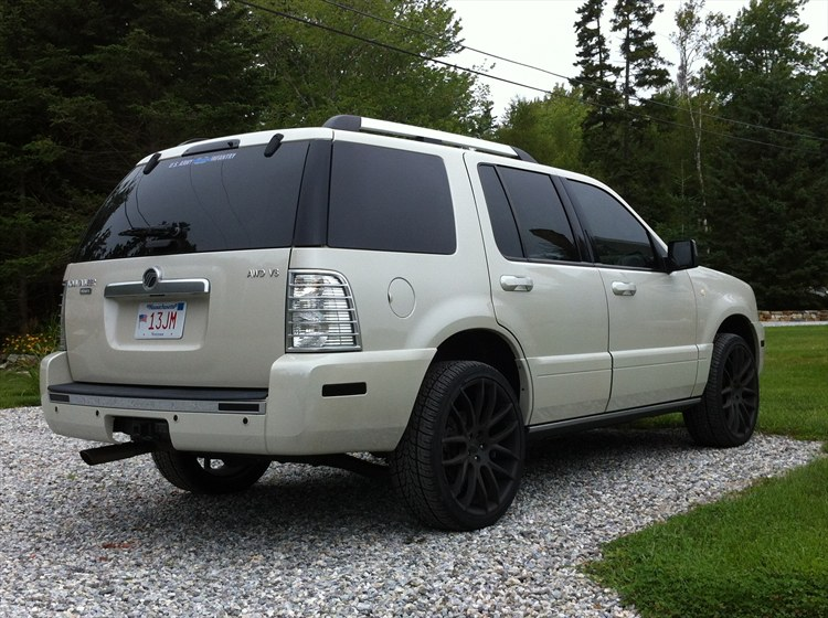 2006 Mercury Mountaineer #9