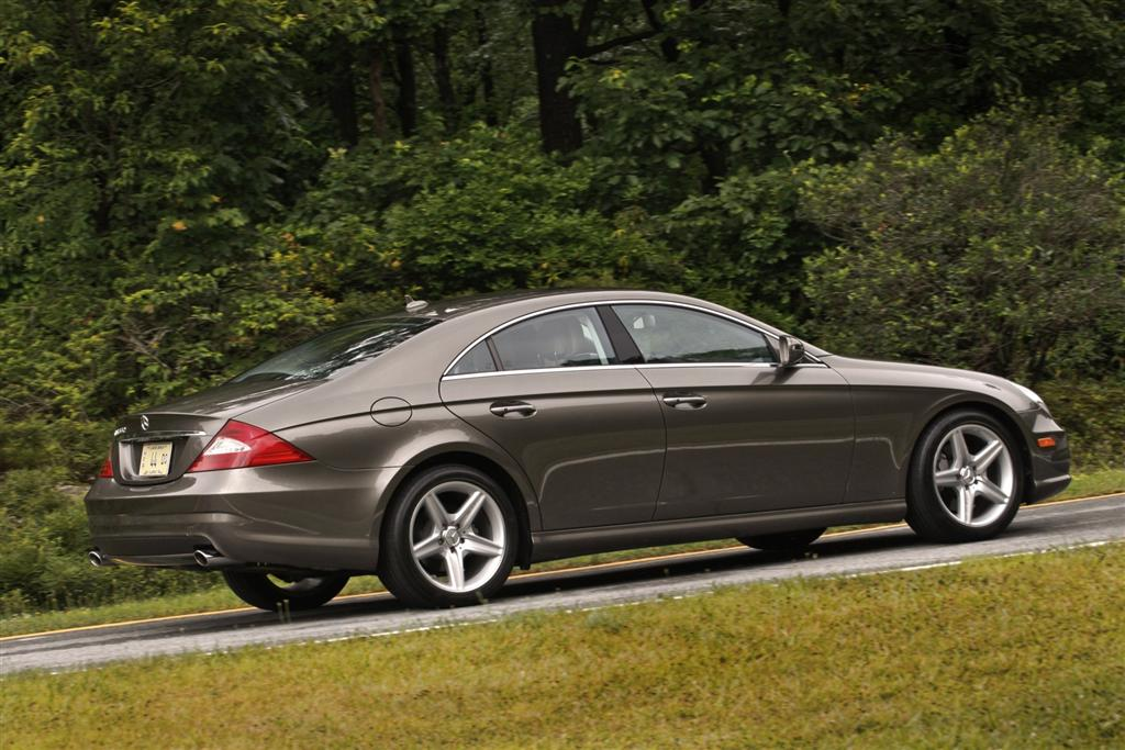 2010 Mercedes-Benz CL #7