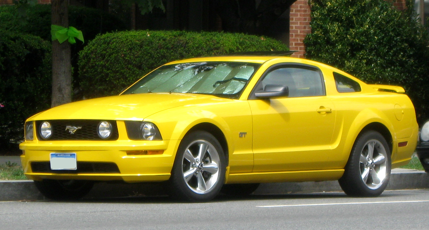 2009 Ford Mustang #6