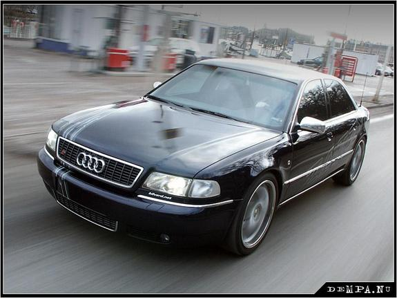 1998 Audi A8 Photos Informations Articles Bestcarmag