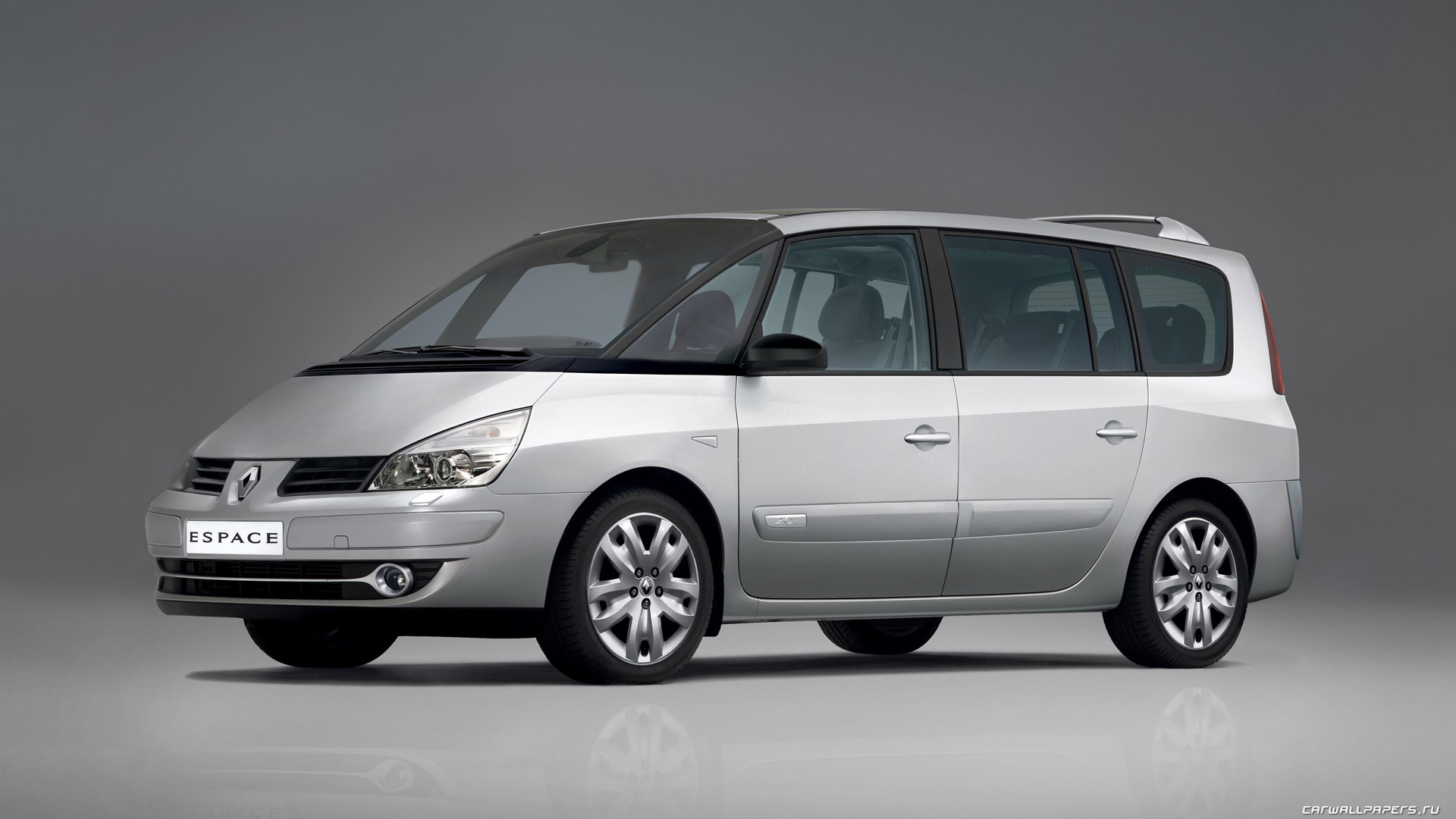 2008 renault espace photos informations articles. Black Bedroom Furniture Sets. Home Design Ideas