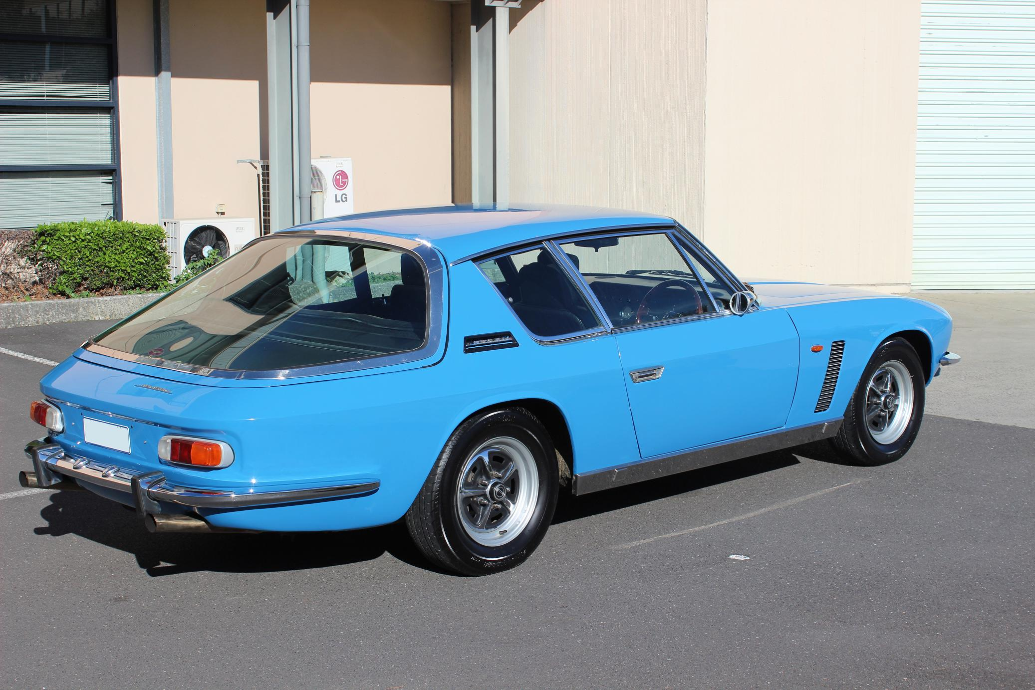1969 Jensen Interceptor #11