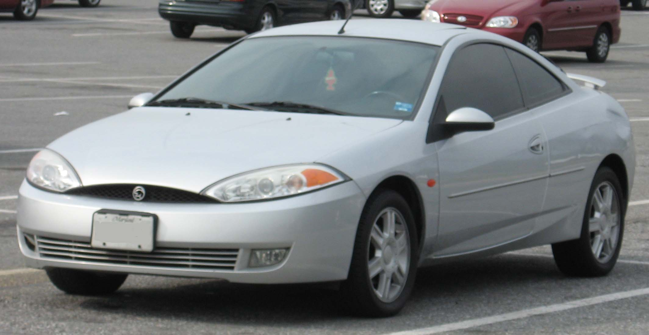 2001 Ford Cougar #3