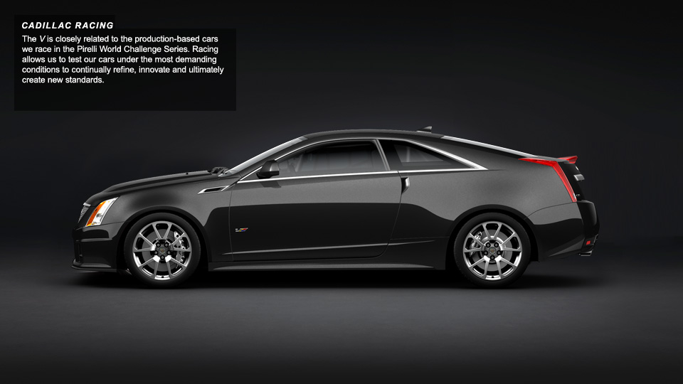 2014 Cadillac Cts Coupe #4