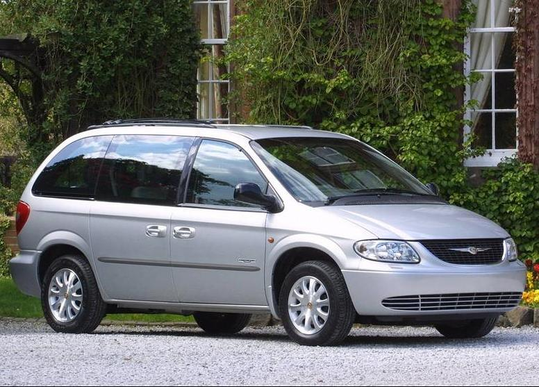 2003 Chrysler Town And Country #3