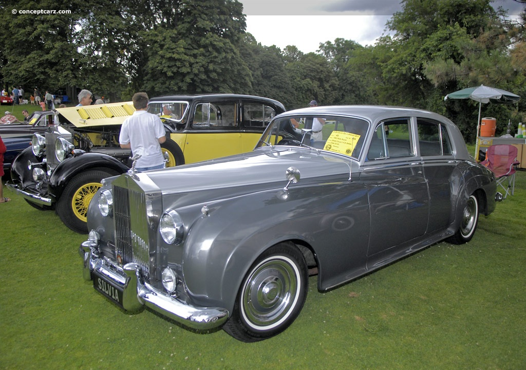 1960 Rolls royce Silver Cloud #4