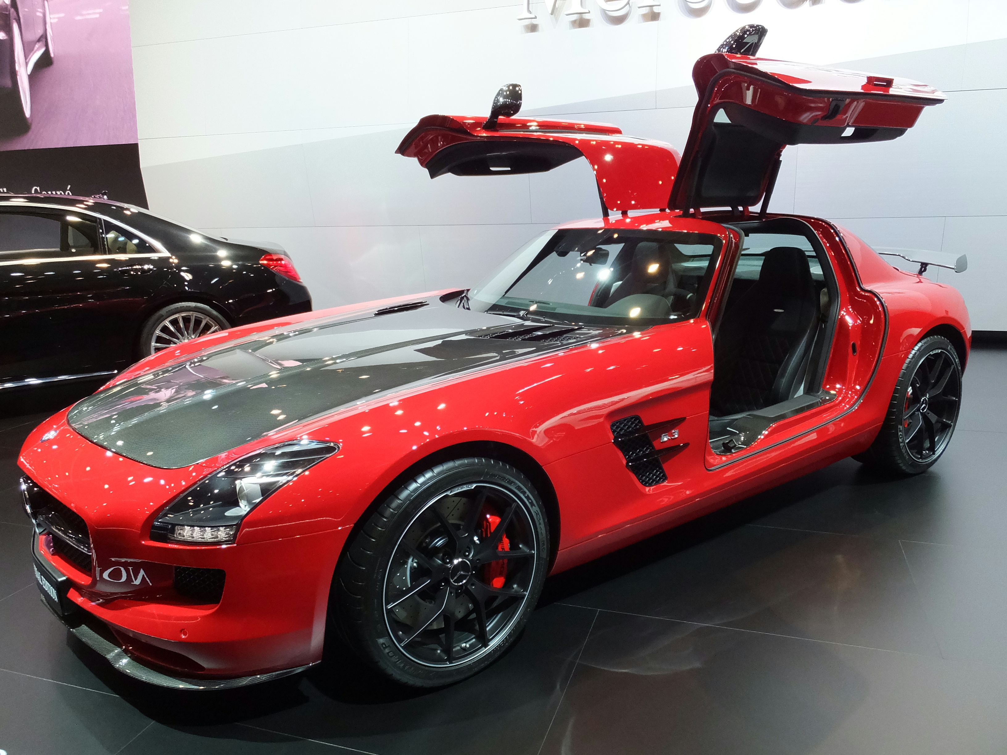 Mercedes-Benz Sls Amg Gt Final Edition #11