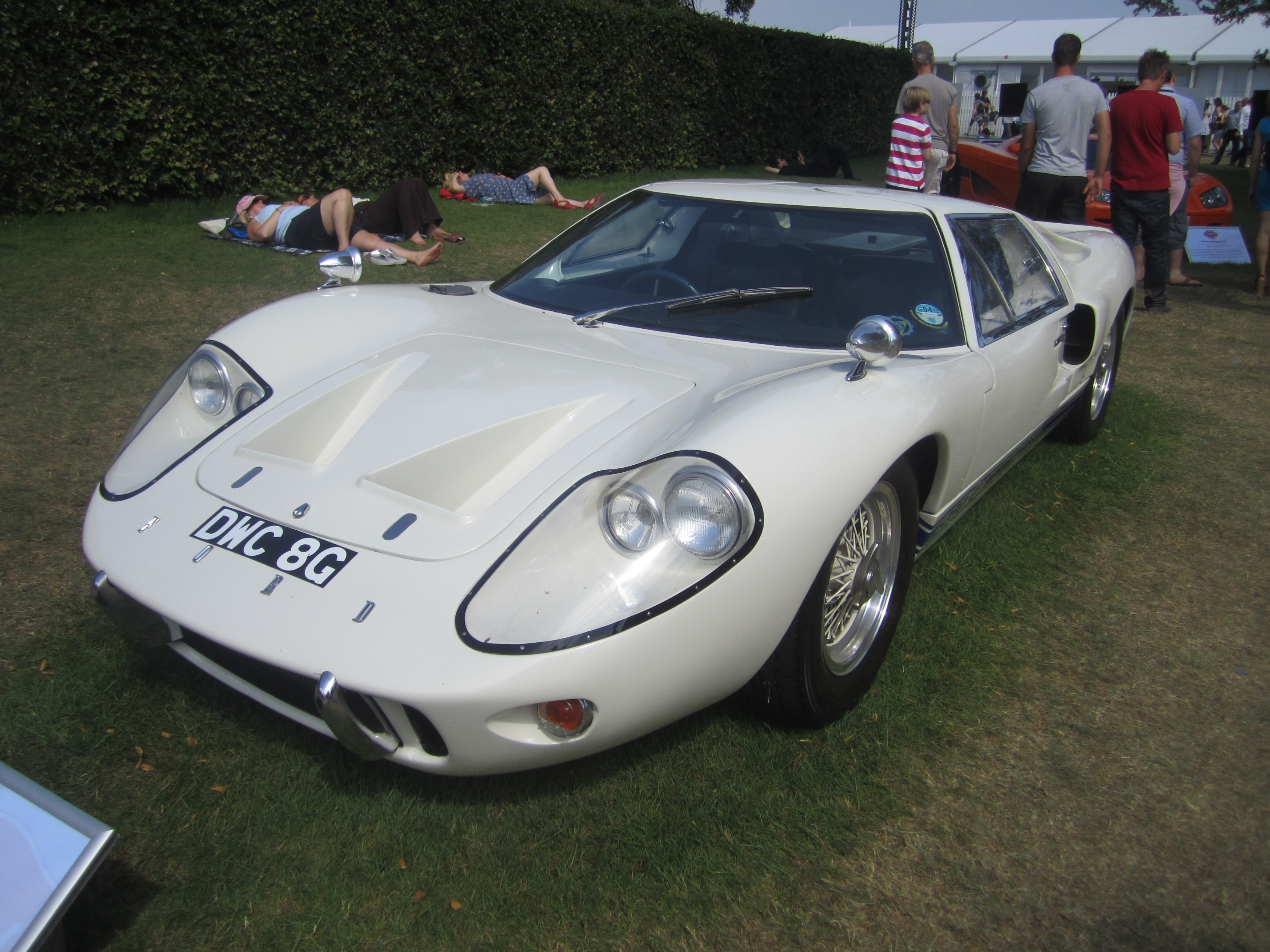 1967 Ford GT 40 #4