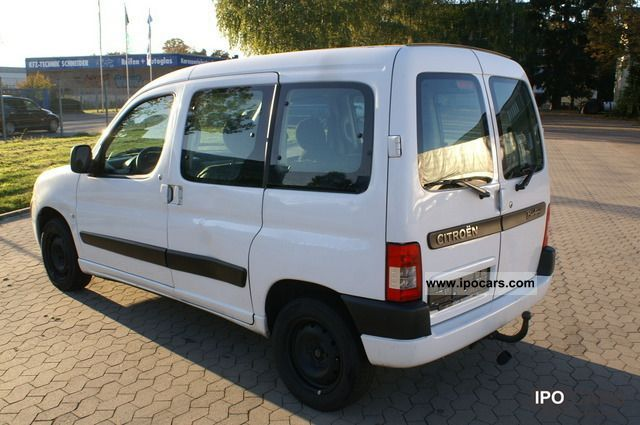 2007 Citroen Berlingo #7