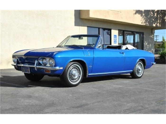 1968 Chevrolet Corvair #13