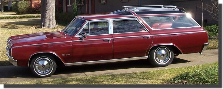 Oldsmobile Vista Cruiser #18
