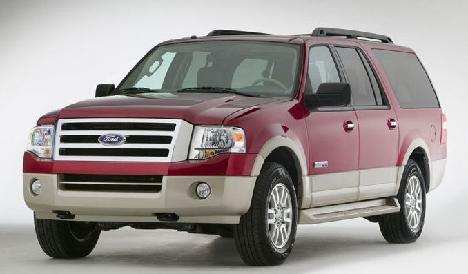 2007 Ford Expedition #4