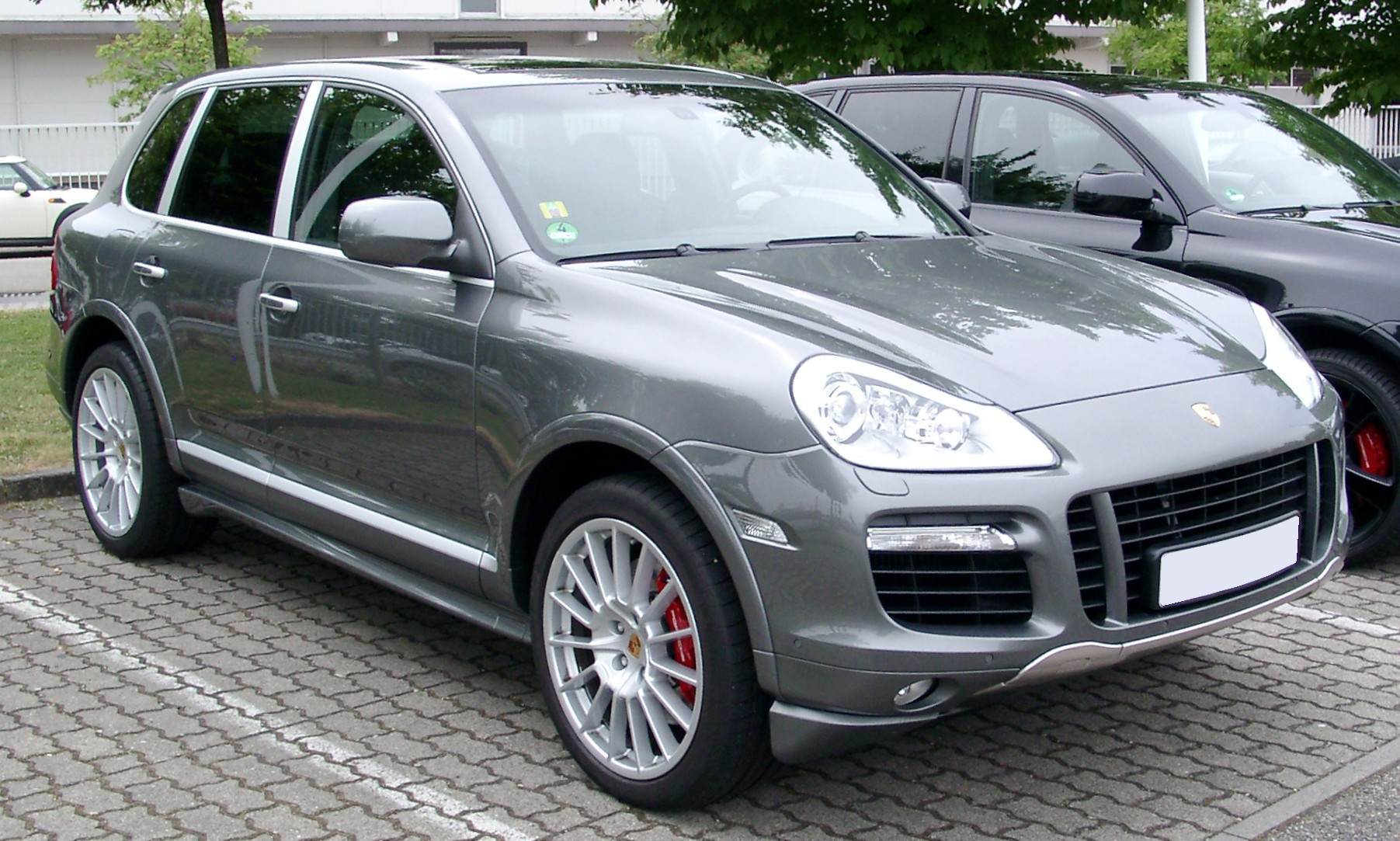 2008 porsche cayenne photos informations articles. Black Bedroom Furniture Sets. Home Design Ideas