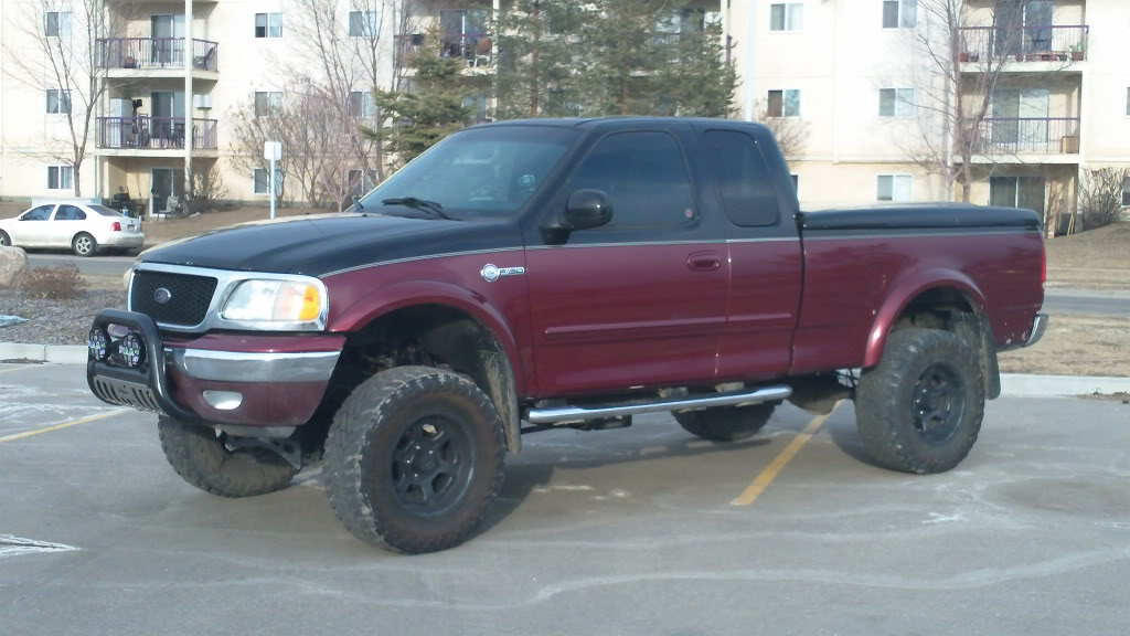 Ford F-150 Heritage #11