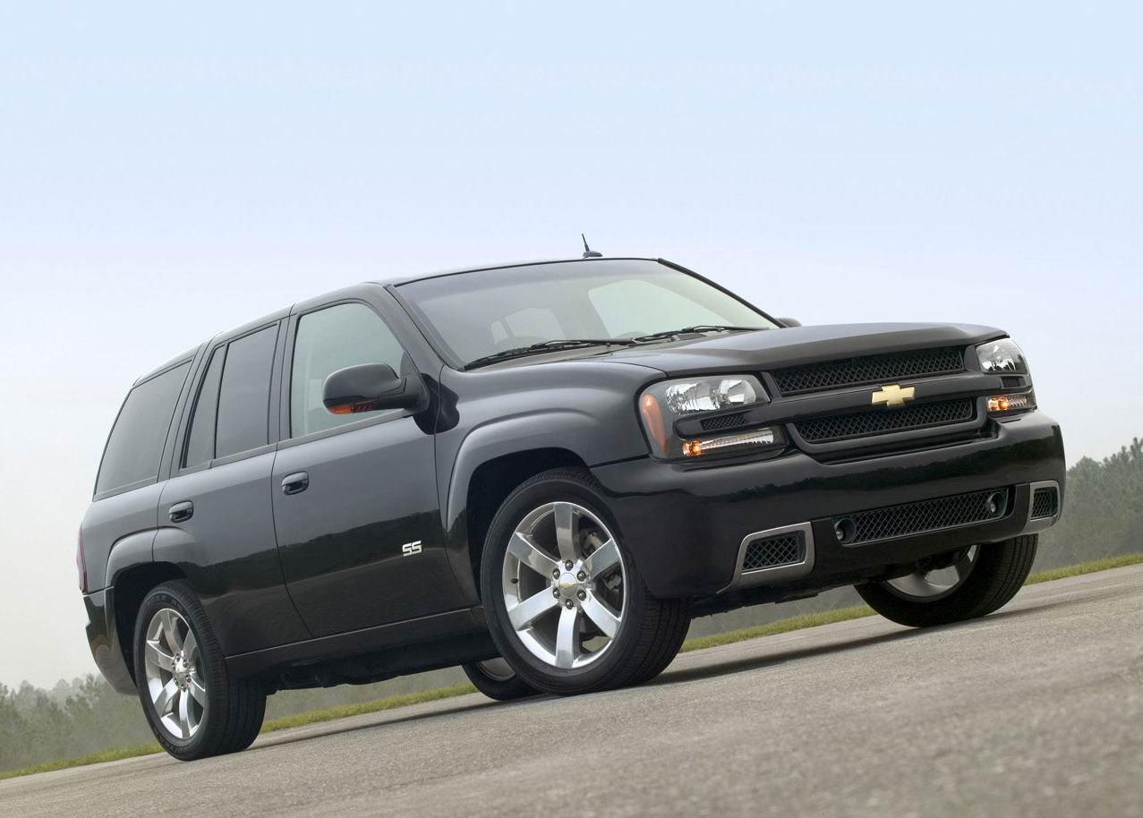 2005 Chevrolet Trailblazer #6