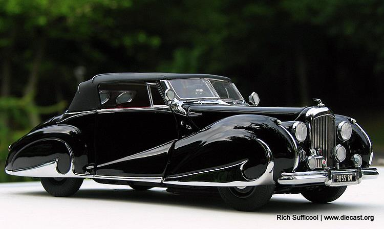 1947 Bentley Mark VI #7