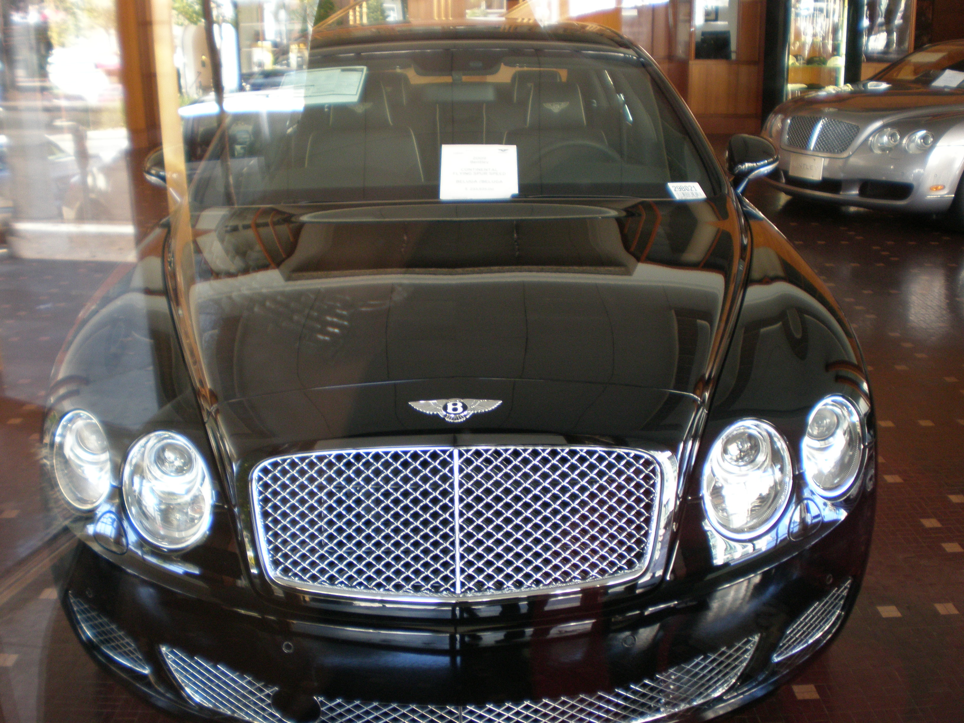 2009 Bentley Continental Flying Spur Speed #17