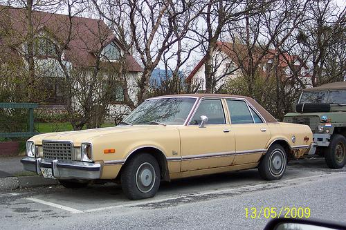 1977 Plymouth Volare #5