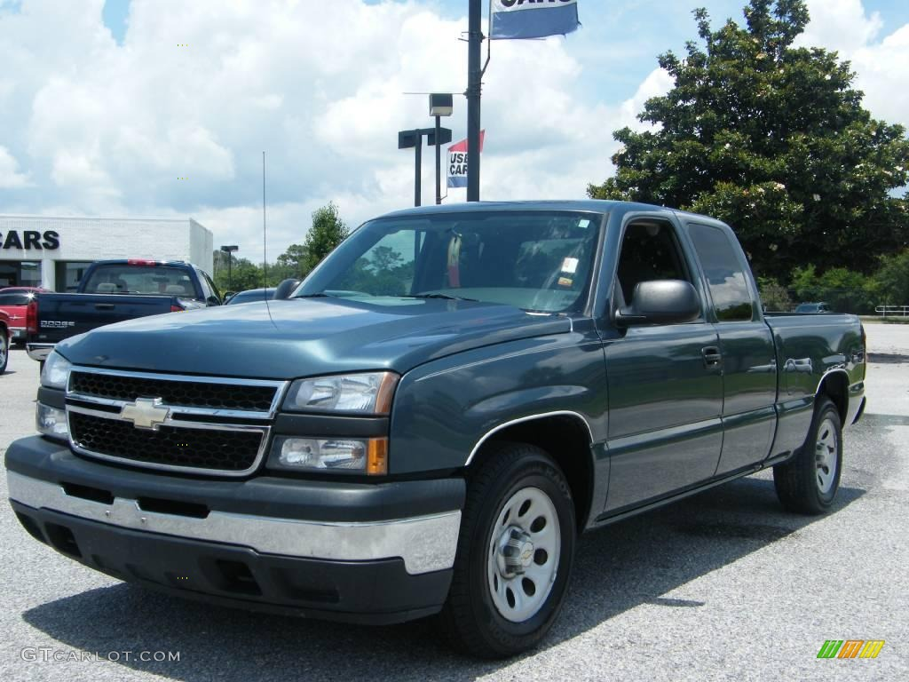 2007 chevy silverado colors