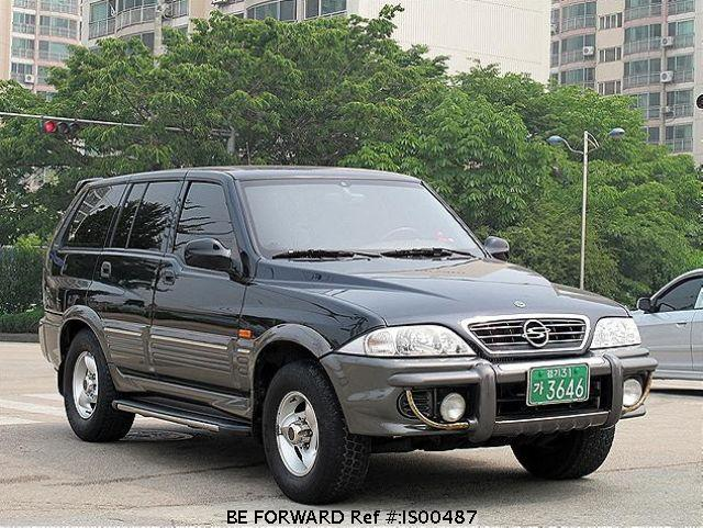 2001 Ssangyong Musso #1