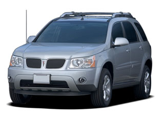 2006 Pontiac Torrent #12
