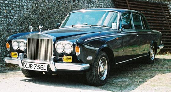 1973 Rolls royce Silver Shadow #17