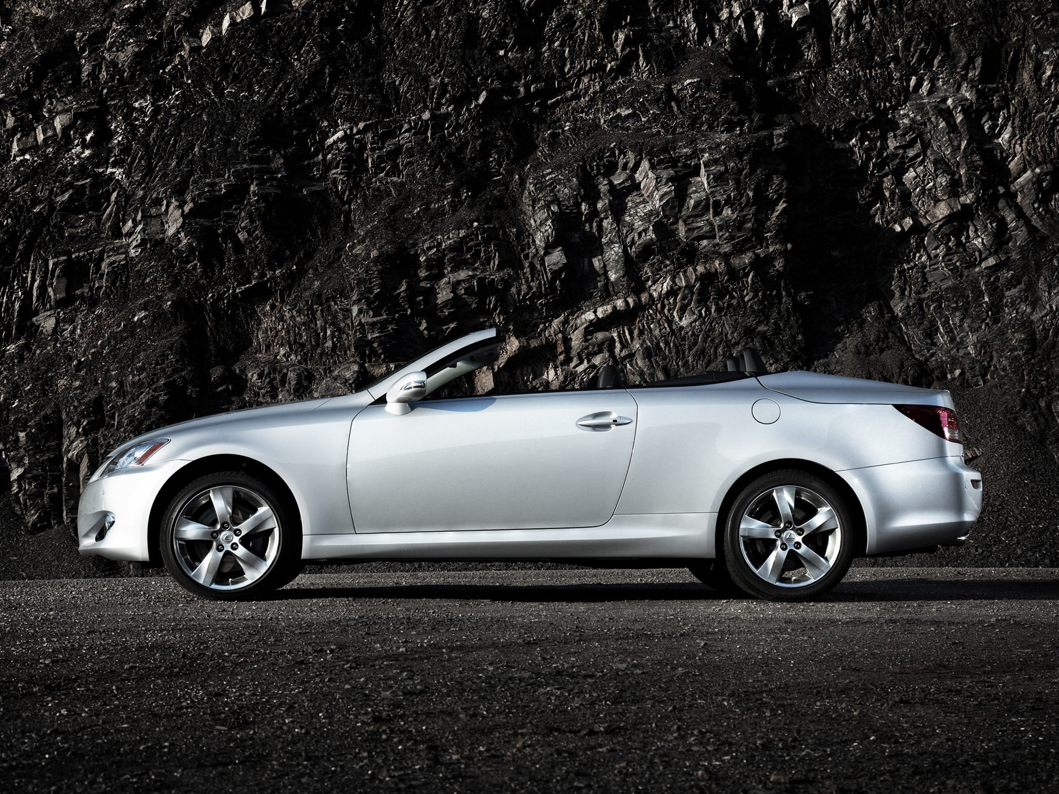 2011 Lexus Is 350 C #9