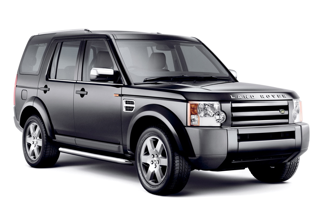 Land Rover Discovery 3 #6