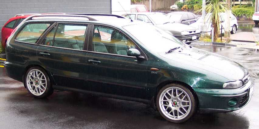 Fiat Marea Weekend #13