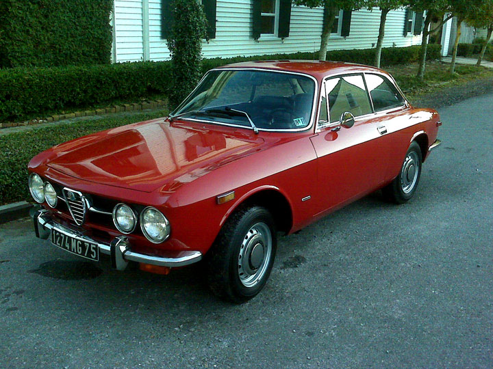1971 Alfa Romeo GTV Photos, Informations, Articles ...