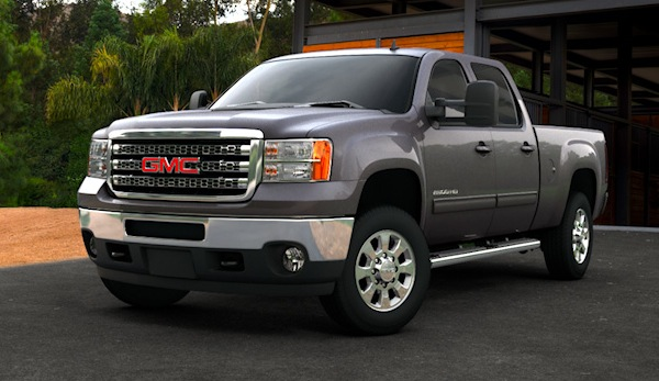 2013 GMC Sierra 2500hd #12