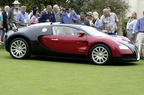 2003 Bugatti Veyron Photos Informations Articles