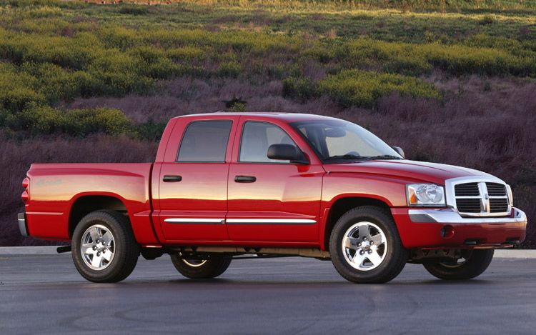 2009 Dodge Dakota #5